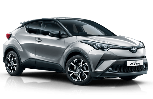 Toyota C-HR - Gachnang Automobiles