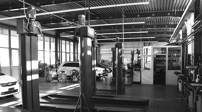 Garage Gachnang Automobiles - Atelier mécanique