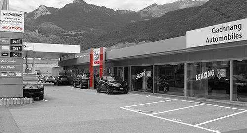 Garage Gachnang Automobiles
