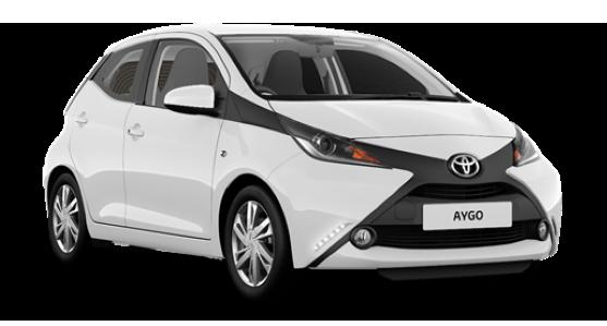 Toyota Aygo au Garage Gachnang
